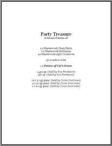 Party Treasure (session.28)