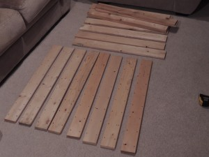 Selecting the best planks