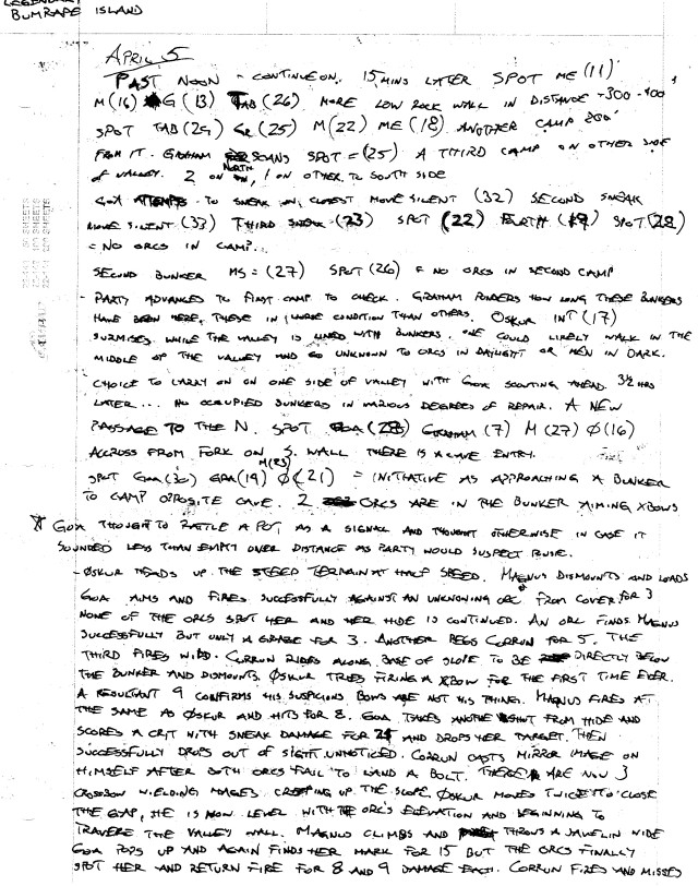 AT Session 31 notes [1 of 3]